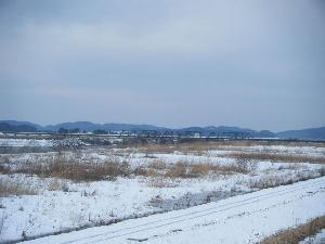 分水 信濃川