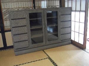 焼桐サイドボード