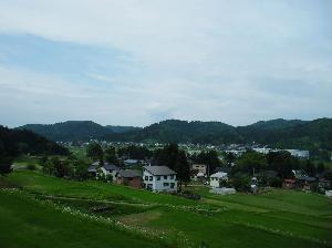 旧越路町風景