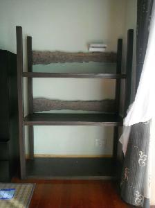 総桐飾り棚
