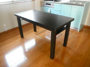 桐テーブル