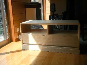 総桐TVボード